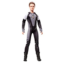 [Best price] Grown-Up Toys - Barbie Collector The Hunger Games: Catching Fire Peeta Mellark Doll - toys-games