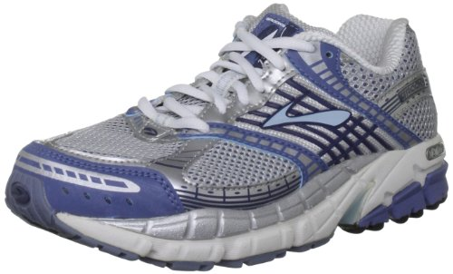 Brooks Women's Ariel Cashmere Blue/Infinity/Silver Trainer 1200741B294 10 UK, 12 US