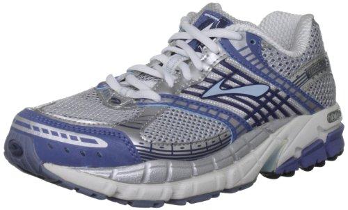 f93b75eb444 Brooks Women s Ariel Cashmere Blue Infinity Silver Trainer 1200741B294 7  UK