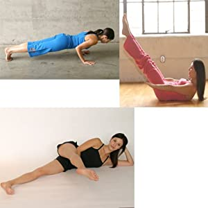 Form Pilates' Pilates Conscience: Abs, Upper Body, and Back & Lower Body | [Lindsay Adela Lopez]