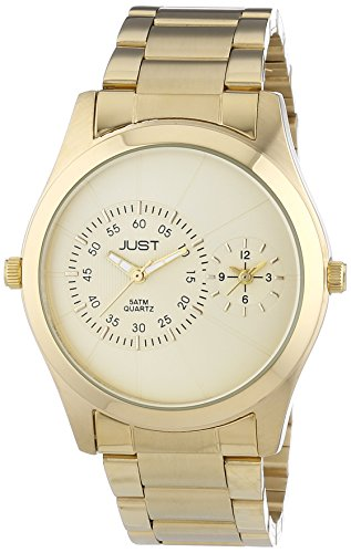 Just Watches 77-GD, Orologio Uomo