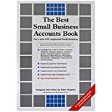 Hingston Accounts Book for Non VAT Registered Business - Credit 64 Pages - Color: Blue