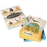 Alphabet Cards: Animal Parade Wall Art
