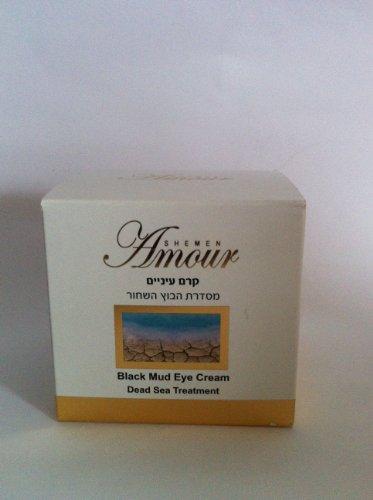 Shemen Amour - Dead Sea Black Mud Eye Cream