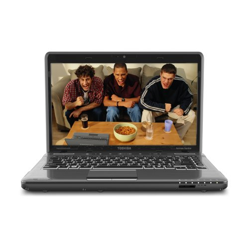 Toshiba Satellite P745-S4360 14.0-Inch LED Laptop - Fusion X2 Finish in Platinum
