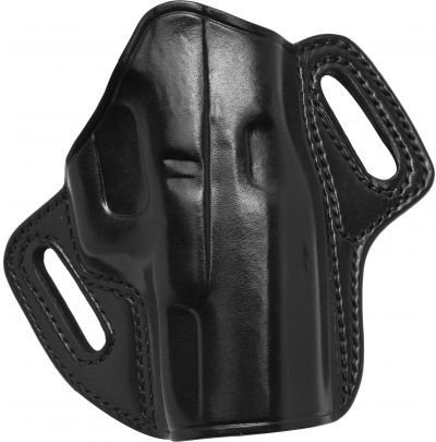 Galco Concealable Belt Holster For Glock 26, 27, 33 (Black, Right-Hand) front-27523