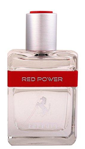 Ferrari Red Power, Eau de Toilette spray da uomo, 75 ml