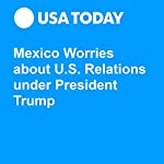 Mexico Worries about U.S. Relations under President Trump | David Agren