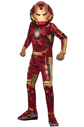 [Mememall Fashion Avengers 2 Hulkbuster Child Costume] (Hulkbuster Costume For Kids)