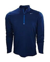 Nike Mens Dri-Fit Element Half Zip Running Top (M)