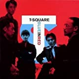 T-Square Blue In Red