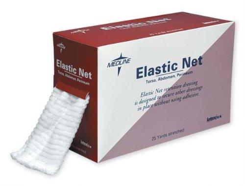 Medline Elastic Net - Elastic Net - Average head, cranium ears, face, neck - Model NONNET07