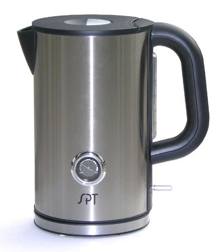 Sunpentown Sk-1717 Cordless 1-2/3-Liter Kettle With Temperature Display Mpn: Sk-1717