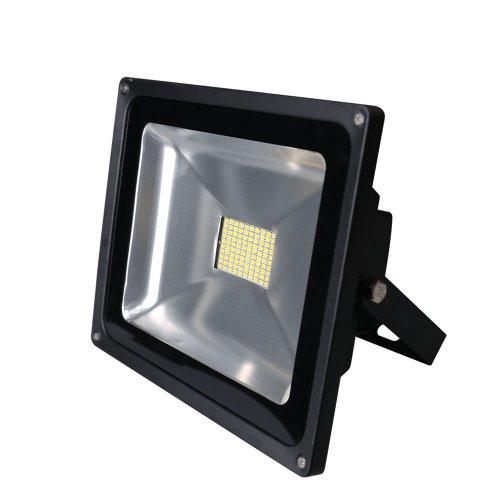 20W 30W 50W 80W 100W Cool White Warm White Waterproof Flood Light Smd Leds Outdoor Spotlight Lamp (Warm White, 80W)