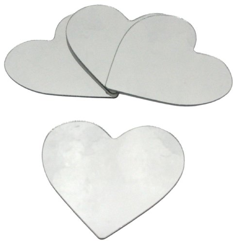 Roommates Mir0007Hrs Heart Peel & Stick Mirrors front-94328