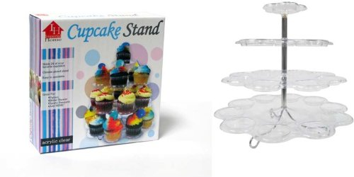 Cup Cake Stand [12 Pieces] *** Product Description: Cup Cake Stand. Acrylic, Holds 24 Cupcakes, Muffins, Party Favors And More.Decorative And Practical, Easy To Assemble. *** virtual world vw immersion or augmentation