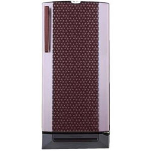 Godrej RD Edge Pro 210 PDS 5.1 210L 5S Single Door Refrigerator (Wine Petals)