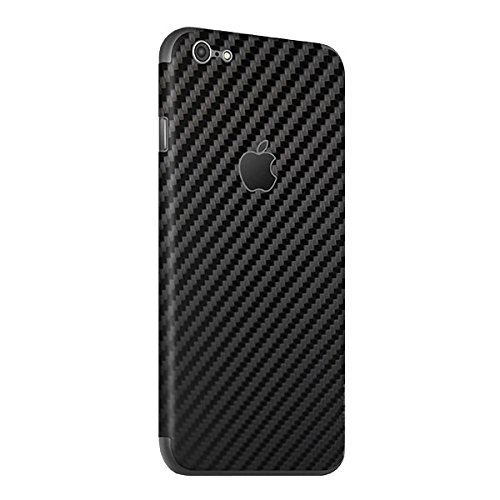 BodyGuardz Carbon Fiber Armor Protector for iPhone 6/6s - Retail Packaging - Black (Carbon Iphone 6 Case compare prices)