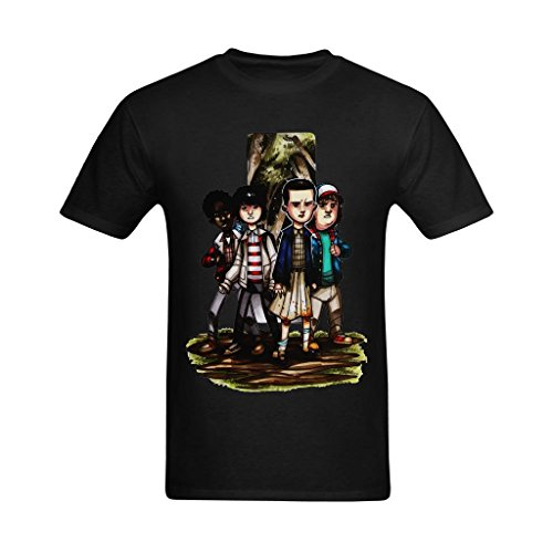 Men's Stranger Things Characters T-Shirt