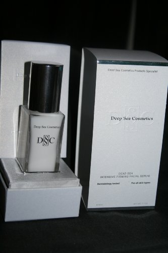 Deep Sea Cosmetics Dead Sea Intensive Firming Facial Serum Adore
