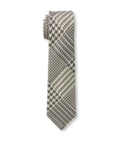 Gitman Men's Multi Pattern Tie, Purple