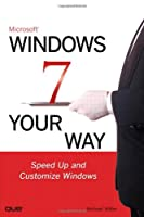 Microsoft Windows 7 Your Way Front Cover