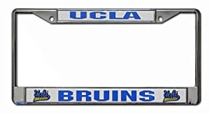 Buy NCAA UCLA Bruins Chrome License Plate Frame by Rico