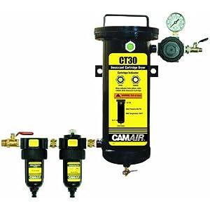 DeVilbiss 130522 CAMAIR CT Plus 5-Stage Filtration System