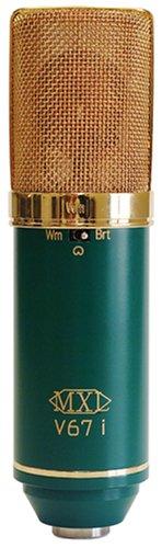 Mxl-V67I Dual Diaphragm Condenser Microphone