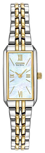 Citizen Women's Eco-Drive Two-Tone Watch #EG2694-59D