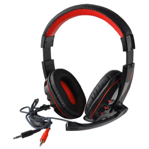 Vp-X9 High Quality Ndfeb Hi Fi Speakers Surround Gaming Headset Stereo Bass Headphone With Micphone For Computer Gamer