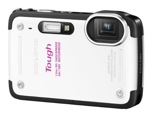 OLYMPUS デジタルカメラ TG-620 1200万画素 5m防水