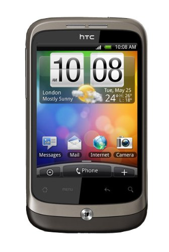 HTC Wildfire A3333 GSM Smartphone Unlocked with Photo