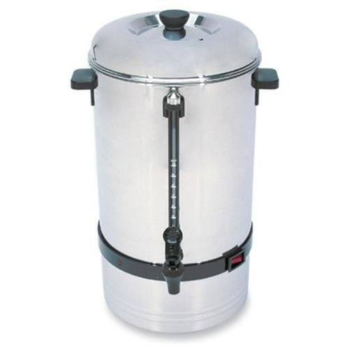 Coffeepro Cp80 Urn/Coffeemaker,80-Cup,14 In.X18-1/2 In.X24 In.,Stainless Steel