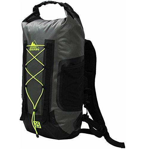cox-swain-25l-super-leichter-wasserdichter-outdoor-rucksack-packsack-fur-fahrrad-wassersport-etc-far