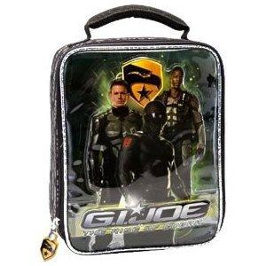 G.I. Joe The Rise Of Cobra Lunch Bag