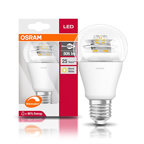 osram led superstar classic a advanced. Black Bedroom Furniture Sets. Home Design Ideas