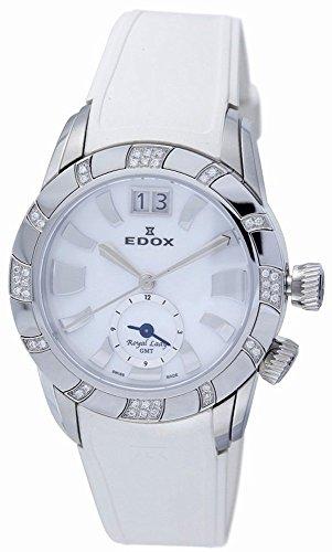 Montre EDOX Royal Lady GMT femme 62005-3D40-NAIN