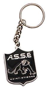 Porte clés officiel - Football AS SAINT ETIENNE - ASSE - Ligue 1
