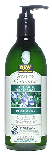Avalon Organics Glycerin Hand Soap Rosemary