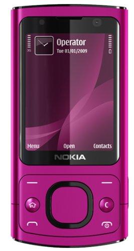 Nokia 6700 Slide Rose