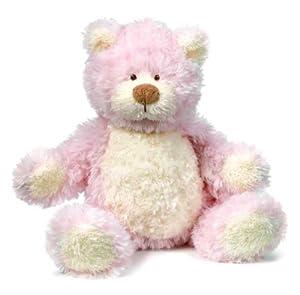 Ganz Baby Plush Bellifuls - Pink Bear