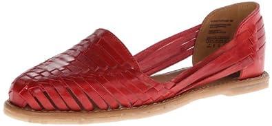 Amazon.com: Skechers Cali Women's Huarache Skimmer Sandal,Red,5 M US
