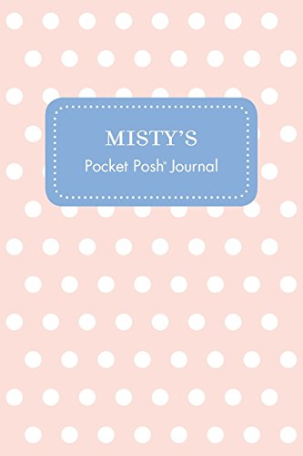 Misty's Pocket Posh Journal, Polka Dot