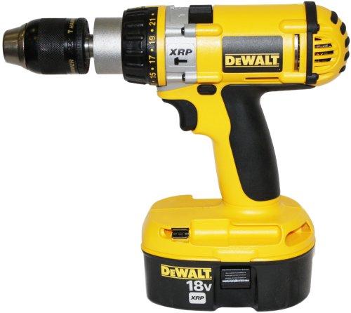 power tools dewalt dc988ka 18 volt ni cad 1 2 inch. Black Bedroom Furniture Sets. Home Design Ideas