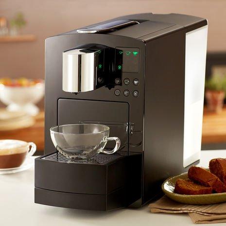 Starbucks Coffee Maker Review : Verismo System 585 by Starbucks Piano Black Best Coffee Maker Reviews
