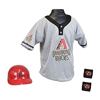 Franklin Sports MLB Youth Helmet and Jersey Set by Franklin