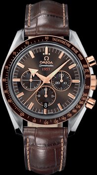 Omega Speedmaster Broad Arrow Mens Watch 321.93.42.50.13.001