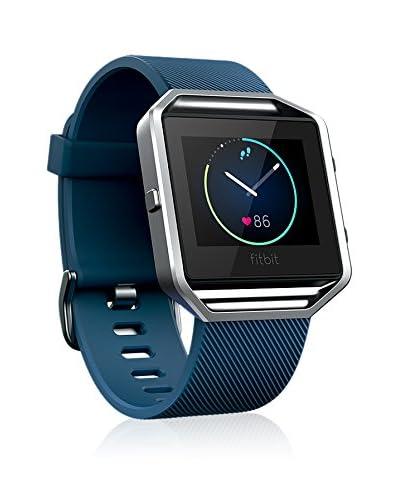 Fitbit Fitness-Armband Blaze Small blau