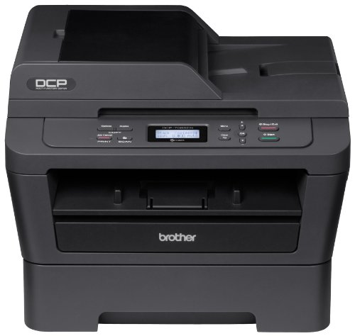 Brother Printer DCP7065DN Monochrome Laser Multi-Function Copier